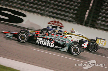 Dan Wheldon, Panther Racing & Alex Lloyd, Dale Coyne Racing