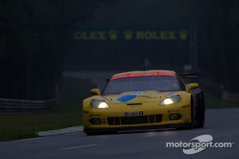 #63 Corvette Racing Chevrolet Corvette C6 ZRL: Jan Magnussen, Johnny O'Connell, Antonio Garcia
