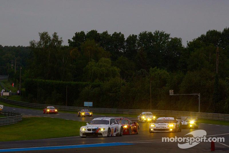 #78 BMW Motorsport BMW M3: Jörg Müller, Augusto Farfus, Uwe Alzen
