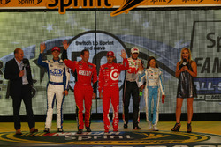Ins All-Star-Race eingezogen: Trevor Bayne, Greg Biffle, Kyle Larson, Chase Elliott und Danica Patrick