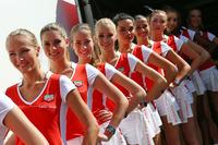 Formula 1 Foto - Grid girls