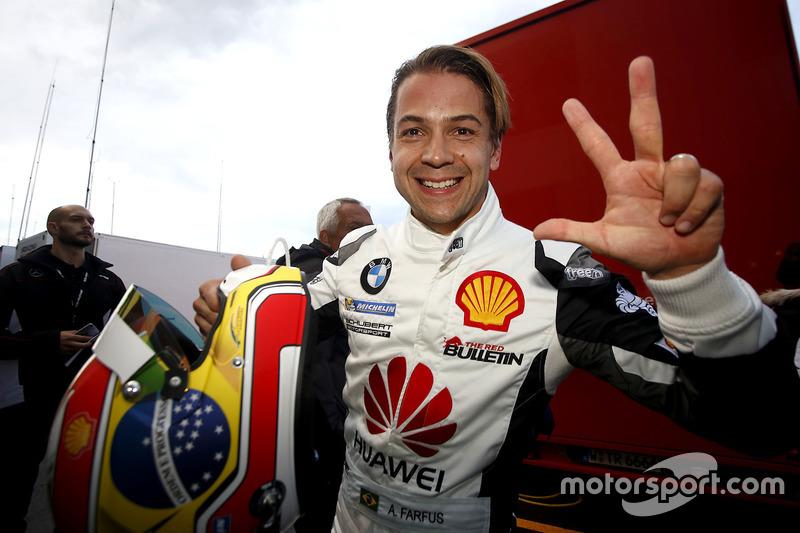 Bestätigt: Augusto Farfus (BMW)