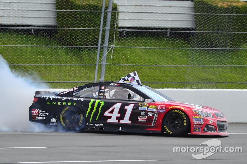 Pocono: Kurt Busch (Stewart/Haas-Chevrolet)