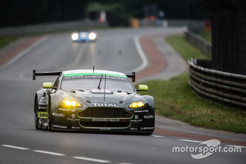 LMGTE Am: #98 Aston Martin Racing, Aston Martin Vantage