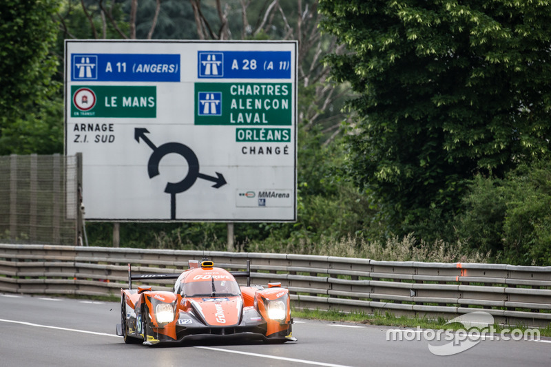 LMP2: #26 G-Drive Racing, Oreca 05 Nissan