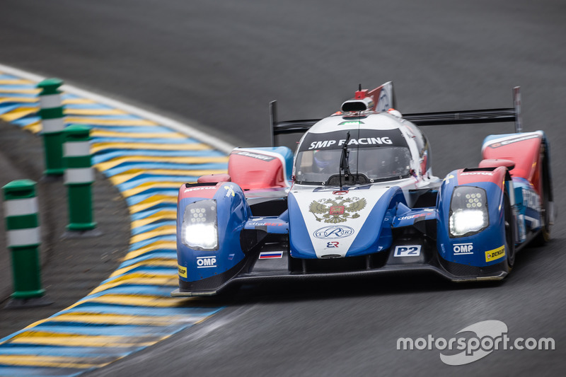 LMP2: #27 SMP Racing, BR01 Nissan
