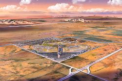 Attesa Circuit rendering