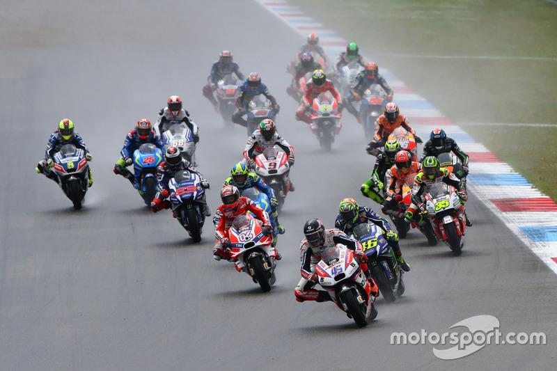 MotoGP – «ковзання на льоду»