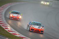 VLN Photos - Marcel Hoppe, Moritz Gusenbauer, Porsche Cayman GT4 Clubsport