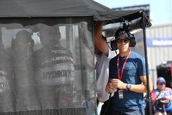 Pastor Maldonado zu Gast bei KV Racing