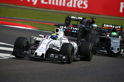 Felipe Massa, Williams Martini Racing FW38
