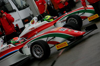 Fórmula 4 Fotos - Juri Vips, Prema Powerteam e Mick Schumacher, Prema Powerteam