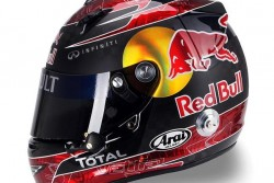 Vettel Helmet Designs 2011