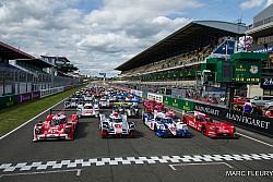 Pretest Le Mans 2015