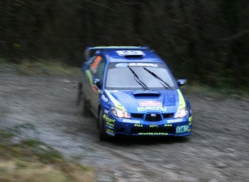 WRC 2007 - Travis Pastrana - 52