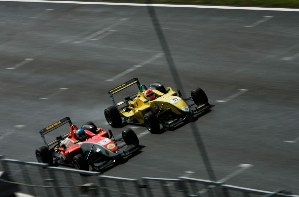Lucas Foresti & Felipe Nasr