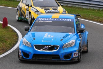 Robert Dahlgren, Polestar Racing