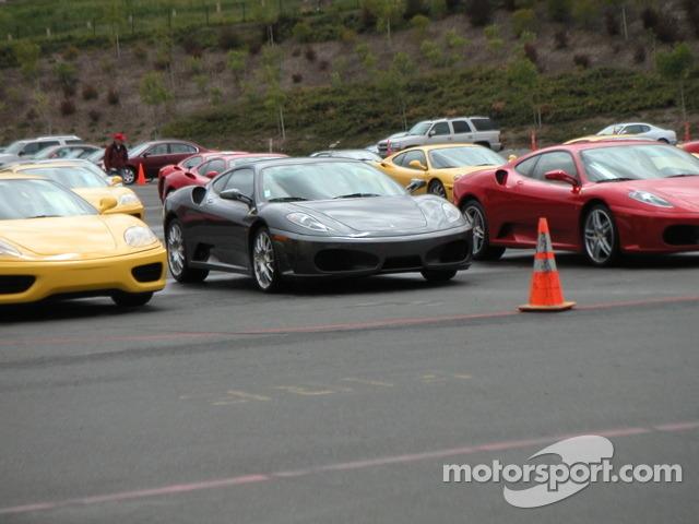 Ferrari Napa