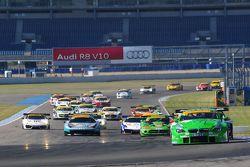 ADAC GT Masters, Start Race 1