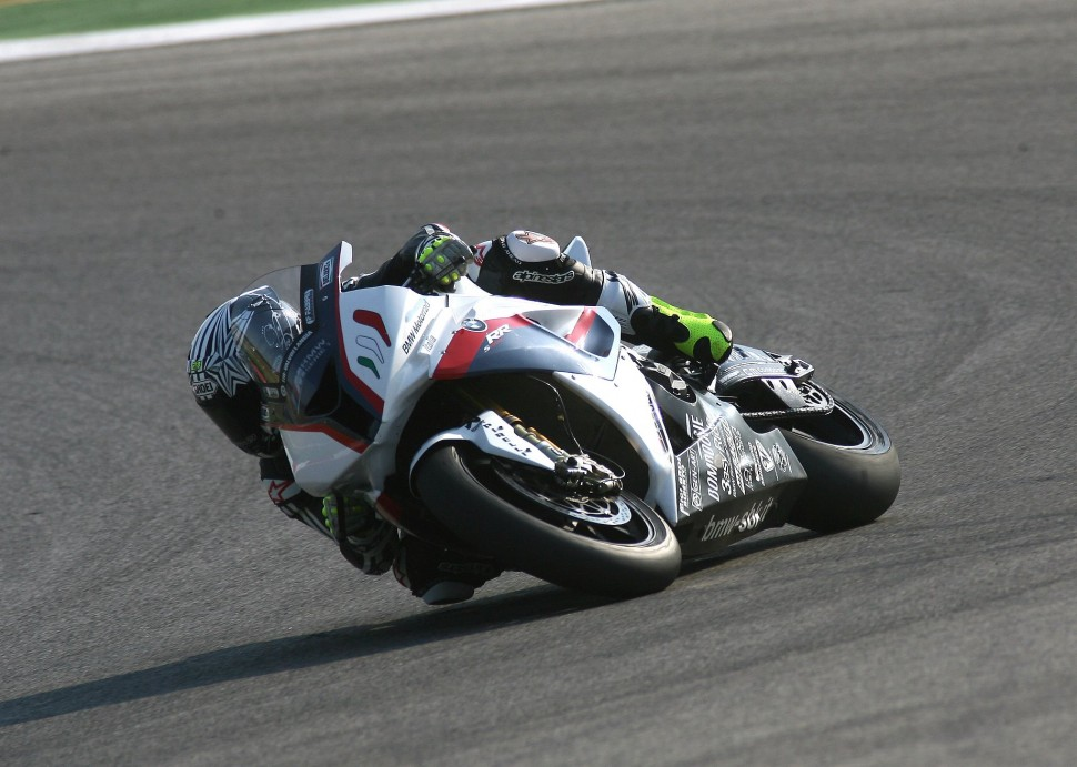 test moto gp