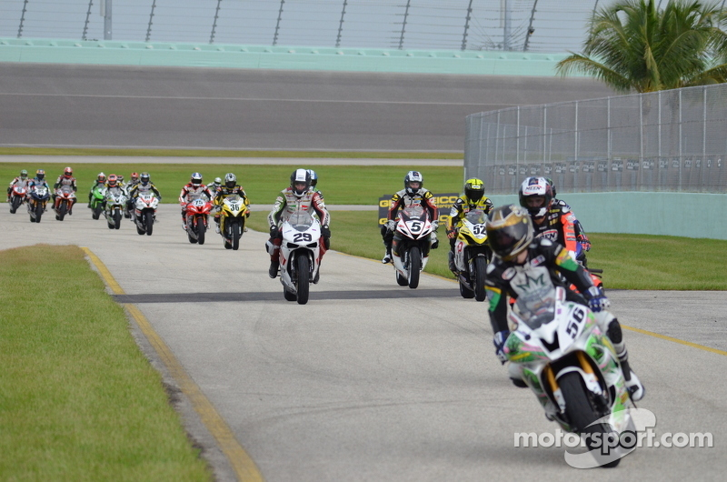 AMA's Big Kahuna Miami superbike