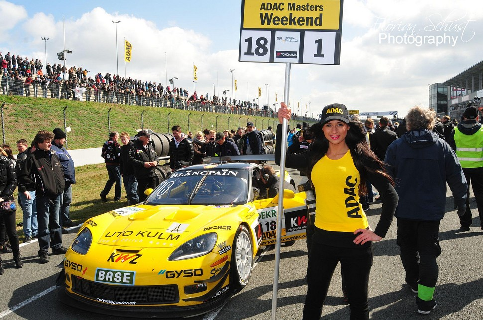 ADAC GT Masters Oschersleben 2012