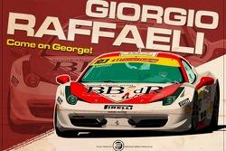 Giorgio Raffaeli - Ferrari Challenge 2012
