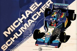 Michael Schumacher - F1 1995