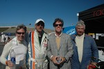 Post race pose by Andy Prill, Mike Cesario, Mark Hamilton Peters and Dan Haney