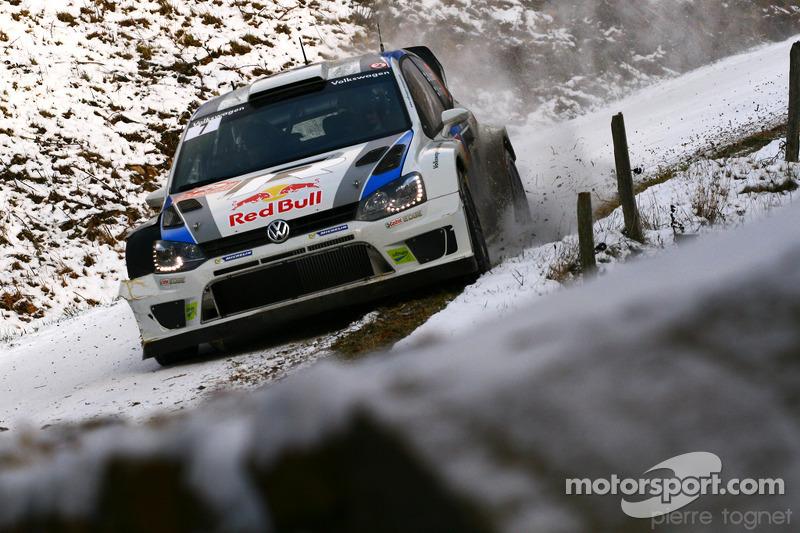 Jari-Matti Latvala - Miikka Anttila Polo R WRC