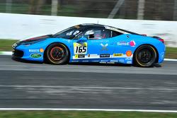 Monza 2013 - Alexis De Bernardi - Kessel Racing