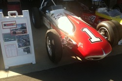 Dick Young's AJ Foyt Indy Roadster