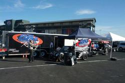 BTM Motorwerks - Set up and ready to race!