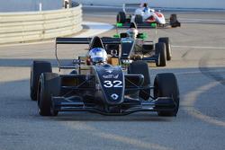 Yannick Mettler, QI Racing. Formula Renault 2.0 Testing