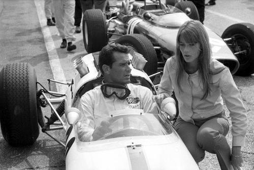 James Garner & Francoise Hardy