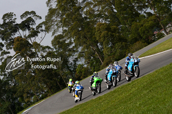 Moto 1000 GP championship, action