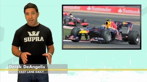 Red Bull F1 Champs, Button Ambush in Brazil, Lexus Tribute to Hiromu Naruse