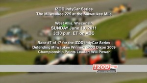2011 Milwaukee - IndyCar - Preview