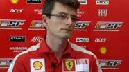 Scuderia Ferrari 2009 - Japanese GP Preview - Chris Dyer