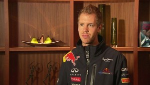 Formula 1 2011 - Red Bull Racing - Post Race Interview Japan - Vettel, Horner, Newey