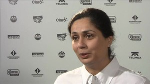 Sauber F1 - Monisha Kaltenborn - Interview