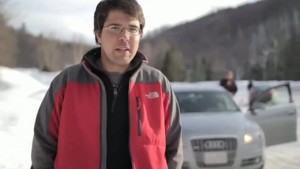 FLDRewind: Winter Driving School