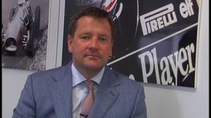 F1 Pirelli 2011 - Silverstone - Paul Hembery Interview