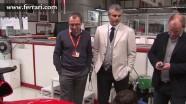 Scuderia Ferrari - F2012 - behind the scenes