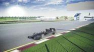 2012 Formula 1 Petronas Malaysia Grand Prix - Pirelli 3D Simulation