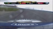 Rain Brings The First Caution - Auto Club 400 - Fontana - 2012