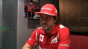 Scuderia Ferrari 2012 - Preview Spanish GP - Fernando Alonso