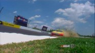 Allmendinger Draws 3rd Caution - Pocono - 06/10/2012