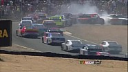 Late Wreck With 2 To Go - Sonoma 2012