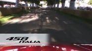 Ferrari 458 Italia at Goodwood Festival of Speed